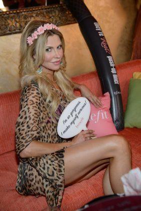 Brandi Glanville_Benefit Cosmetics at TAO Beach