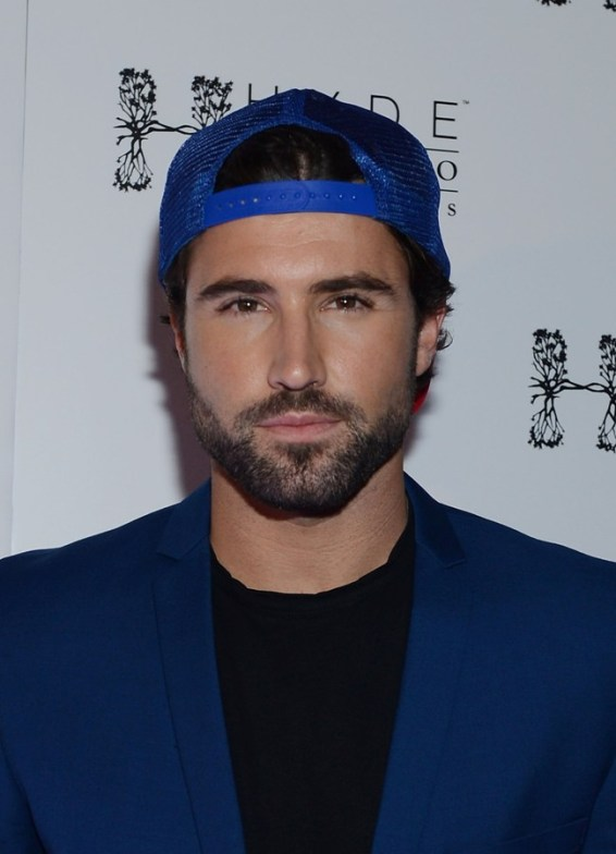 Brody Jenner walks the red carpet at Hyde Bellagio