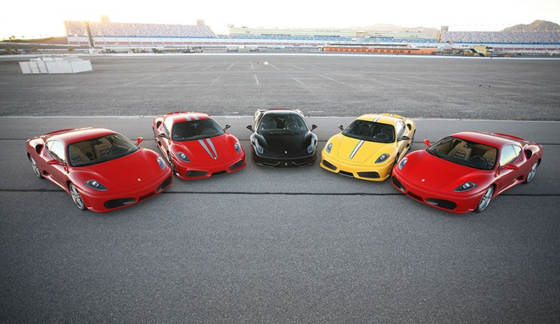 Top 10 Las Vegas Bachelor Party Spots  - Exotics Racing