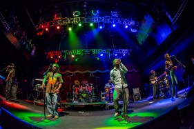 The Wailers at Brooklyn Bowl Las Vegas