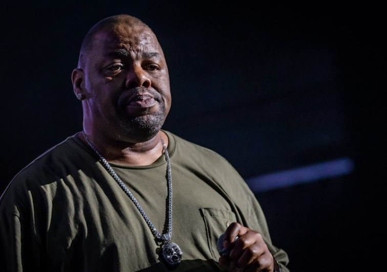 Biz Markie at Legends of Hip Hop Show