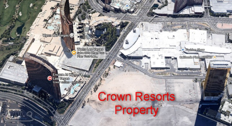 Crown Resorts Property