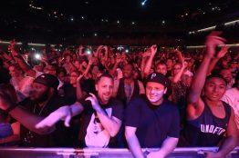 Legends of Hip Hop Show Crowd Shot