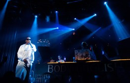 Mase Performing at Body English Nightclub