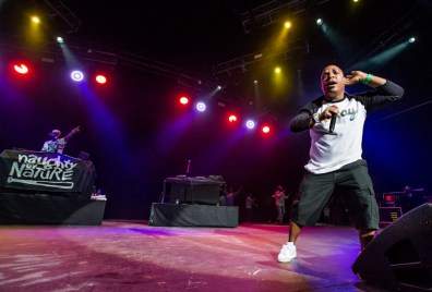 Naughty by Nature at Legends of Hip Hop Show 11