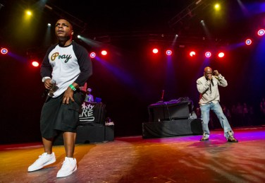 Naughty by Nature at Legends of Hip Hop Show 14
