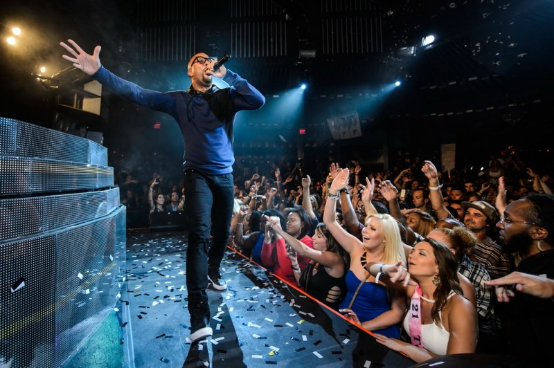 Rapper Common Performs at Marquee Nightclub