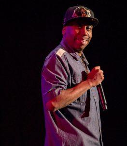 Rob Base at Legends of Hip Hop Show 4