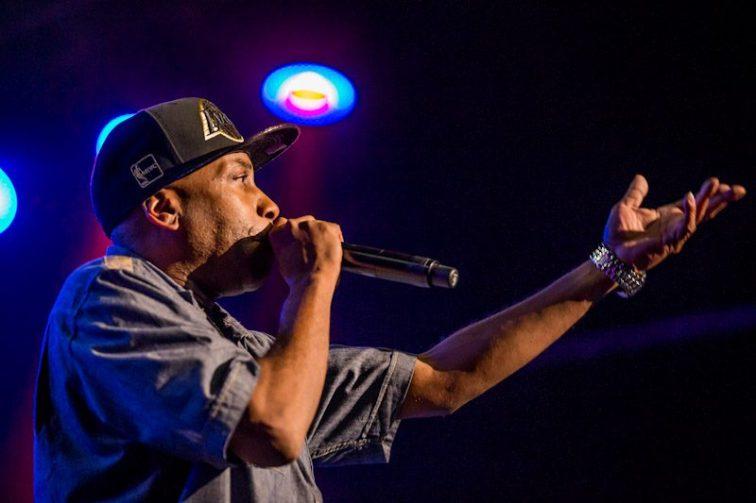 Rob Base at Legends of Hip Hop Show 5