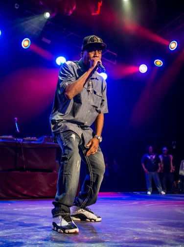 Rob Base at Legends of Hip Hop Show 7