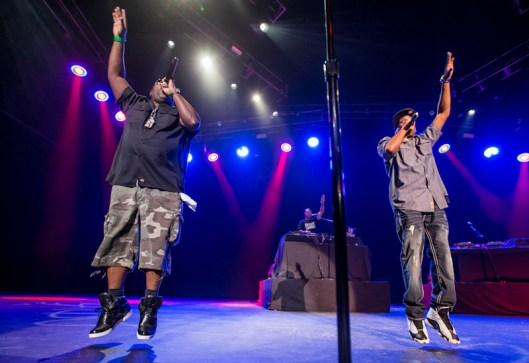 Rob Base at Legends of Hip Hop Show 8