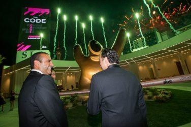 SLS Las Vegas Grand Opening