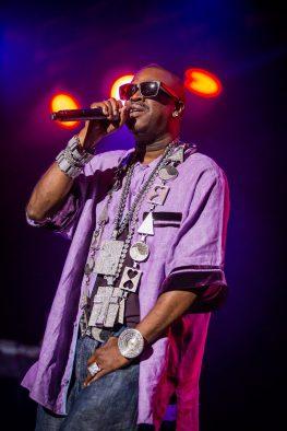 Slick Rick at Legends of Hip Hop Show