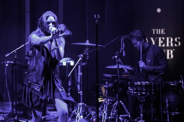 Tove Lo debuts at The Sayers Club Grand Opening (Aug. 28, 2014: Brenton Ho/Powers Imagery)