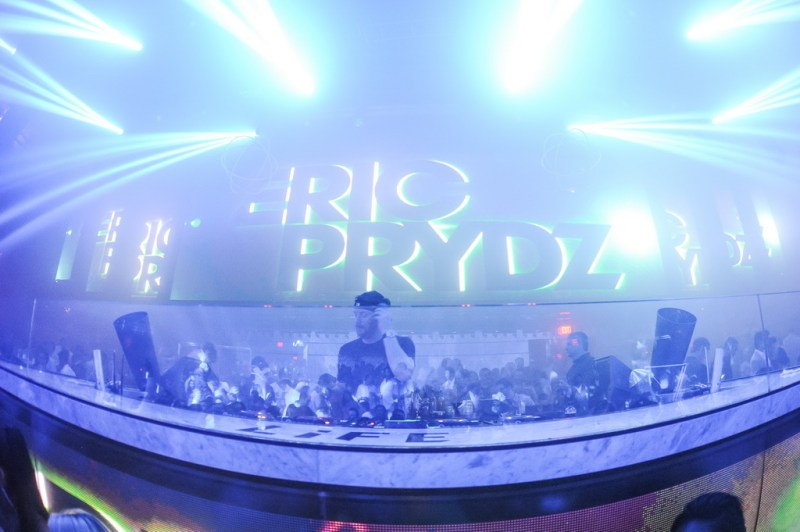 LiFE Nightclub welcomes Eric Prydz