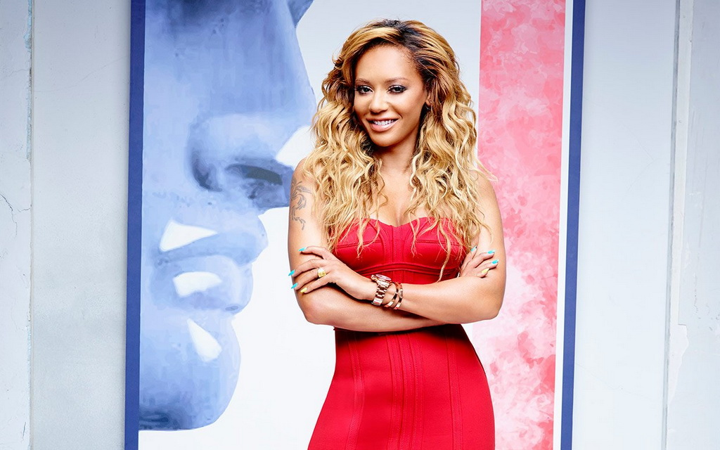 Mel B - America's Got Talent