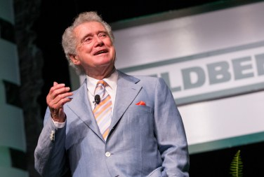 Regis Philbin at Weldbend-IPD Breakfast