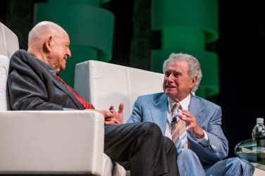 Regis Philbin & Don Rickles at Weldbend-IPD Breakfast