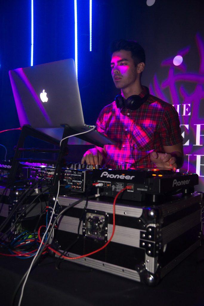 Joe Jonas at The Sayers Club