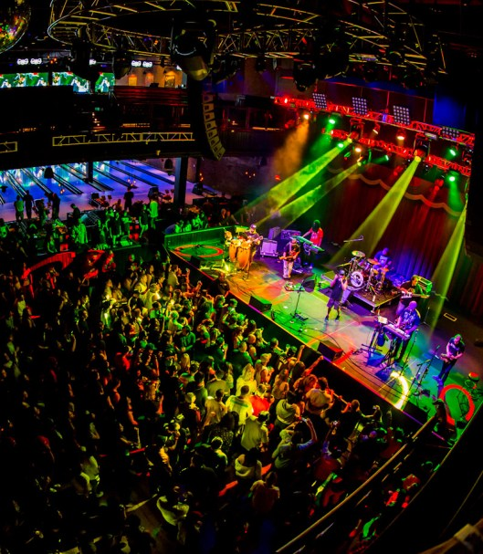Katchafire at Brooklyn Bowl Las Vegas