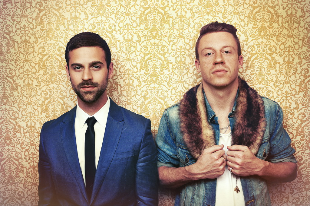 Rock 'n' Roll Las Vegas With Macklemore & Ryan Lewis