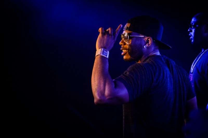 Nelly Performs at TAO Nightclub