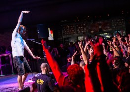 The Used at Brooklyn Bowl Las Vegas