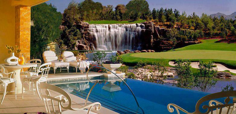 Wynn Las Vegas Golf Course View