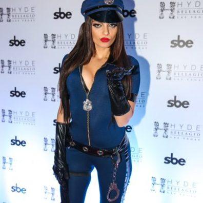 Bebe Rexha at Hyde Bellagio