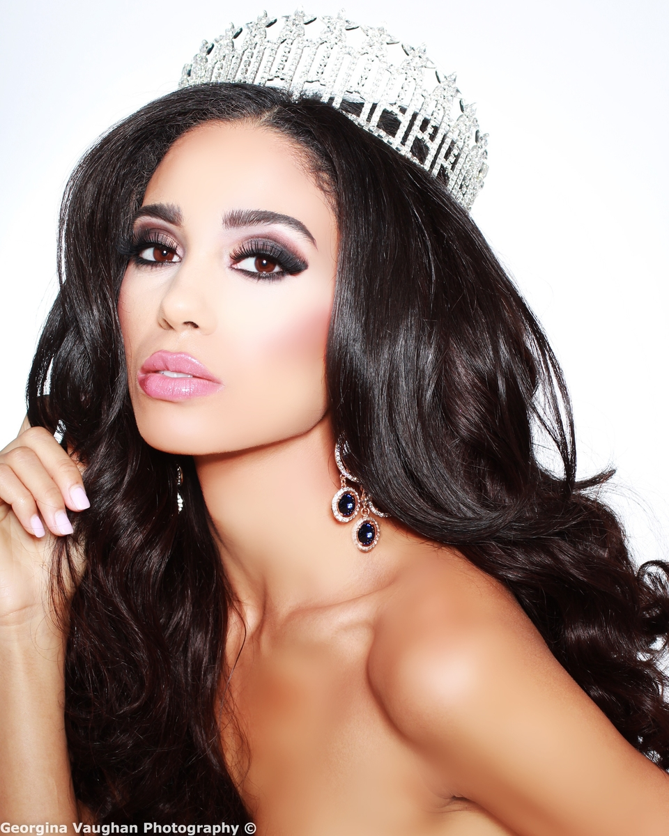 Miss Nevada USA Brittany McGowan_By Georgina Vaughan