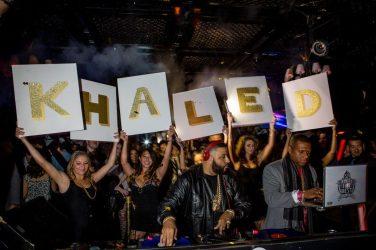 DJ Khaled at LAVO NYE 2015