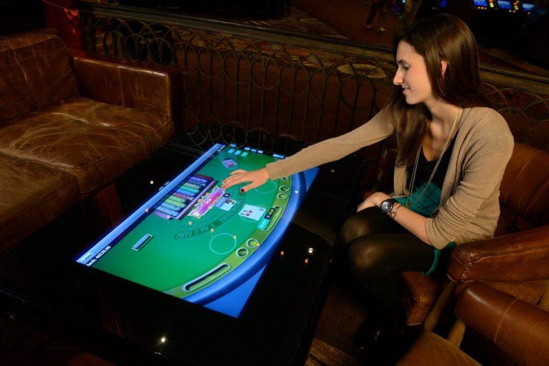 InteractivePro Tables - Individual Gaming