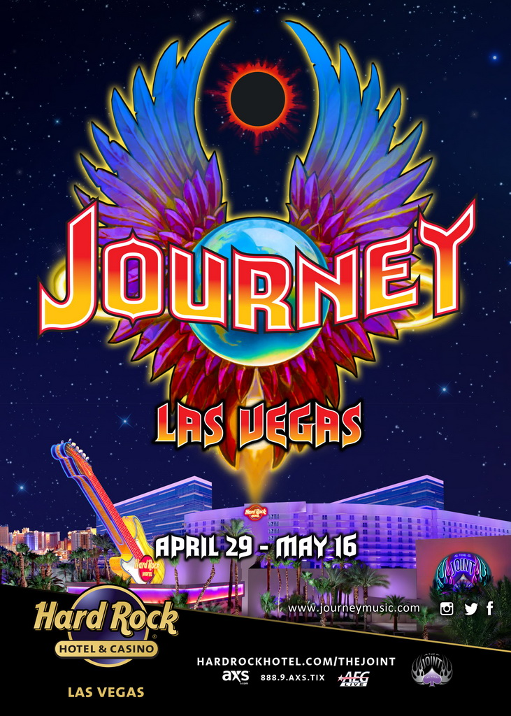 Journey at The Joint