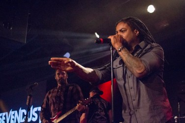 Sevendust Play Vinyl on New Years Eve