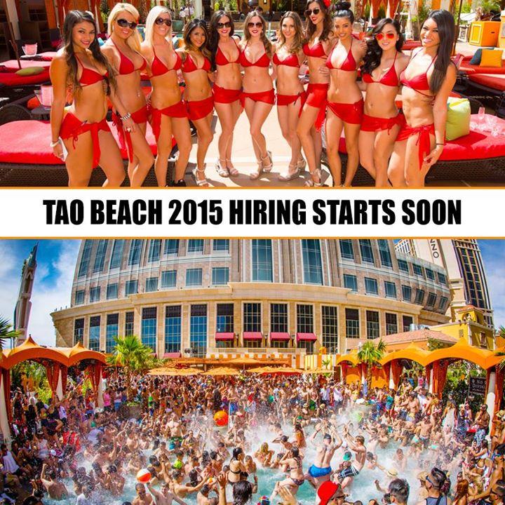 TAO Beach 2015