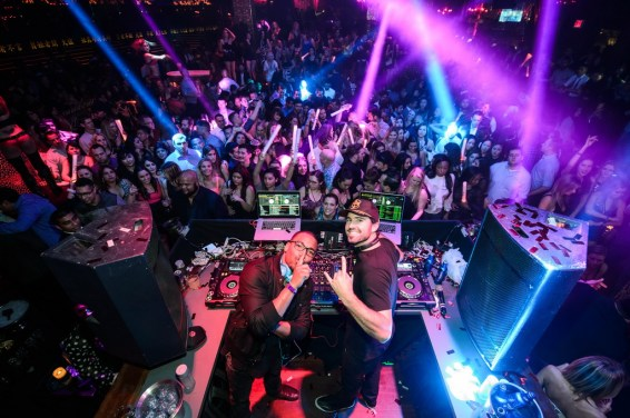 William Lifestyle and Brody Jenner at TAO