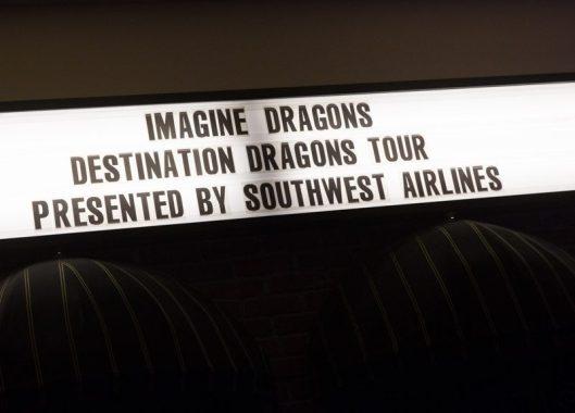 Imagine Dragons at Vinyl Las Vegas