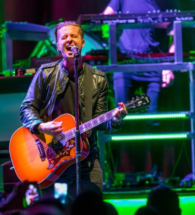 OneRepublic at iHeartRadio Ultimate Valentine's Day Escape