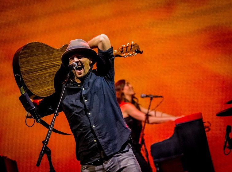 Jason Mraz and Raining Jane at The Chelsea