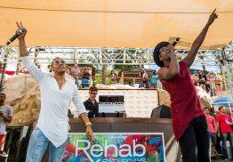 Nico & Vinz at REHAB