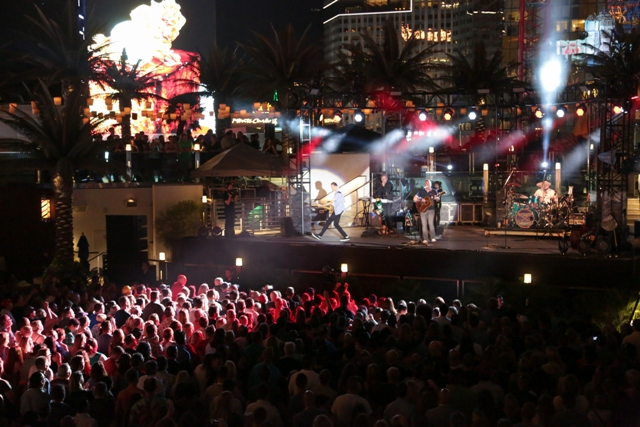 Barenaked Ladies Perform at The Cosmopolitan of Las Vegas
