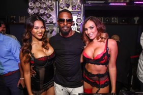 Jamie Foxx and Hyde Bellagio servers
