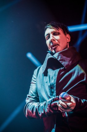 Marilyn Manson at The Joint