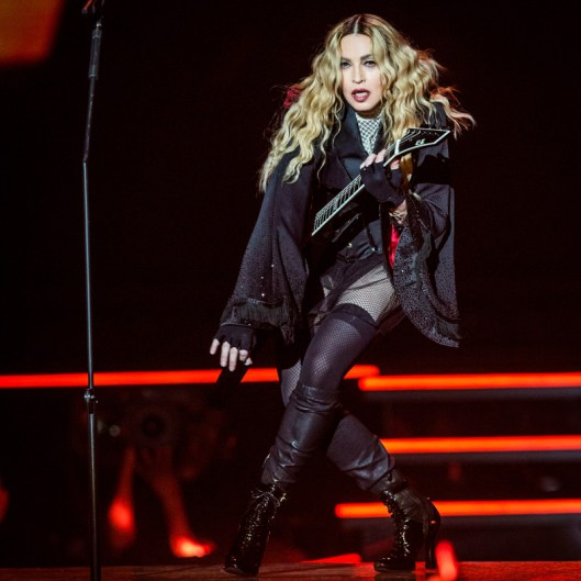 Madonna Rebel Heart Tour at MGM Grand