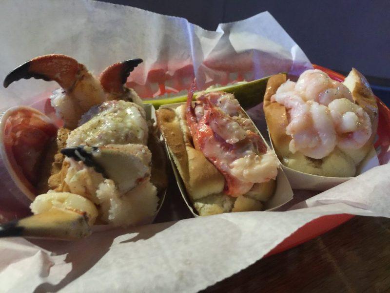 Taste of Main at Lukes Lobster Las Vegas