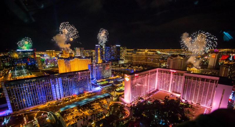 New Year's Eve - High Roller at The LINQ