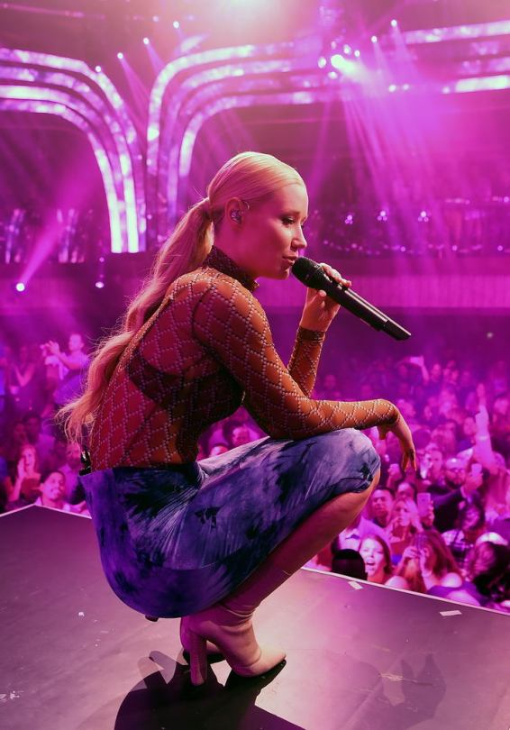 Iggy Azalea Performs Live at JEWEL Nightclub