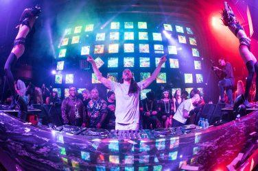 Steve Aoki at JEWEL Nightclub