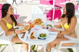 Drai's Beachclub Las Vegas - by Tony Tran Photography