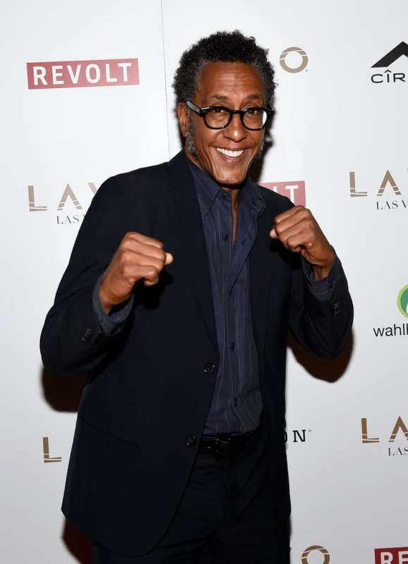 "Giancarlo Esposito at Sean ""Diddy"" Combs, Mark Wahlberg, and Stephen Espinoza host Double or Nothing Welcome to Fight Weekend Kick-Off Powered by CÎROC Vodka and AQUAhydrate at LAVO"